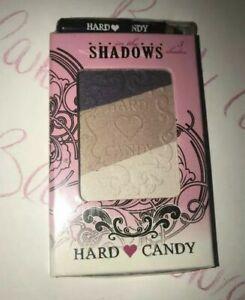 HARD CANDY In the Shadows Eyeshadow Trio w/Black Liner Pencil, 018 DREAM BOAT