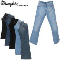 Vintage Wrangler Dayton Bootcut Denim Jeans 26 in. to 44 in.