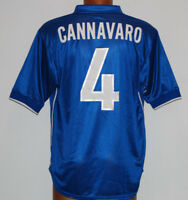 maglia italia cannavaro vintage FIFA WORLD CUP 1998 jersey shirt NIKE