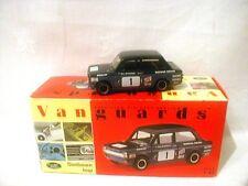 model car Corgi Vanguards Sunbeam Imp  George Bevan's Race car 1972 VA26007