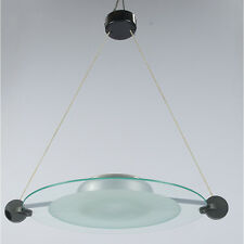 ARTEMIDE CYCLOS 1980 SUSPENSION CEILING LAMP M. DE LUCCHI  RARE  VINTAGE