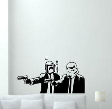 Pulp Fiction Star Wars Wall Decal Vinyl Sticker Movie Art Poster Decor 74bar
