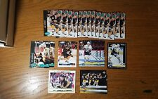 JOE JUNEAU 70 CARD 1992-93 ROOKIE LOT BOSTON BRUINS
