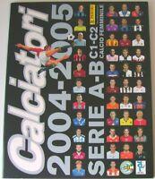 Calciatori 2004-2005 Album Vuoto Panini