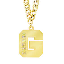 WWE ENZO & BIG CASS CERTIFIED G PENDANT NEW