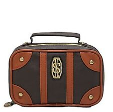 Harry Potter Fantastic Beasts Newt Scamander Suitcase Cosmetic Makeup Bag NWT!