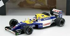 WILLIAMS RENAULT FW14B NIGEL MANSELL WORLD CHAMPION 1992  Minichamps  186920005