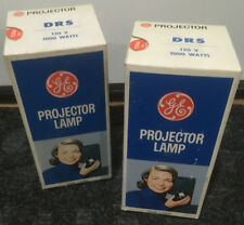 DRS GE General Electric KEN-RAD Projector Lamp 1000W 120V NOS Vintage USA