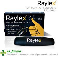RAYLEX ROTULADOR SOLUCION PARA DEJAR DE MORDER LAS UÑAS SIN BRILLO 1.5ML BIOTINA