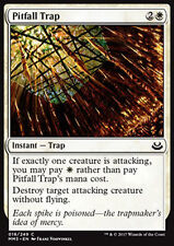 MTG 4x PITFALL TRAP - TRAPPOLA A FOSSA - MMA3 - MAGIC