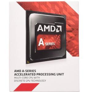 AMD AMD A10 7800 FM2+ Box R7 Series Graphics 3.9 4 Socket FM2+ AD7800YBJABOX