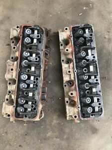 GM 1962 1963 1964 Oldsmobile Starfire 98 88 Rocket 394 Cylinder Heads 583832