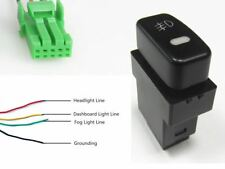 Fog light Switch Push Button ON/OFF For Mitsubishi Lancer,Galant,Asx,Fortis.