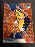 2019-20 Panini Mosaic Mosaic Orange Reactive #175 Jeremy Lamb