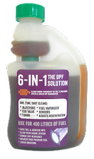 EEC 6-in-1 Diesel Fuel System EGR Valve DPF Cleaner Solution (up to 10 shots)