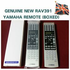 Yamaha Remote Control RAV391 Genuine Boxed WN984500 - DSP-Z7 RX-Z7 UK Stock