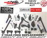 HD Ball Joint Tie Rod Idler Pitman Arm Kit Chevrolet Blazer S10 GMC 4x4 1998