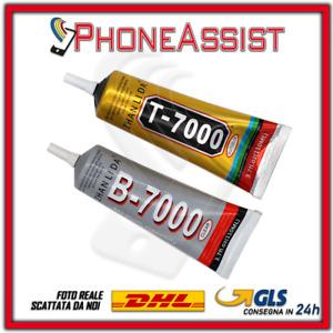 COLLA ADESIVA T-7000 e B-7000 110 ML PER RIPARAZIONE FRAME LCD APPLE SAMSUNG