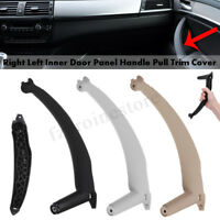 Right Inner Interior Door Panel Handle Pull Trim Cover For BMW E70 X5 E71 X6