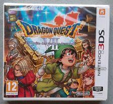 Jeu DRAGON QUEST VII 7 - Nintendo 3DS - Français (PAL) - Neuf sous blister