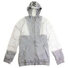 adidas Nylon Zip Neck Regular Size Coats & Jackets for Men