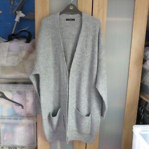 George Longline grey Cardigan size XL