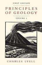 Principles of Geology, Volume 1, Charles Lyell, Good Book