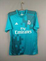 Real Madrid jersey Medium 2017 2018 third shirt BR3539 Adidas soccer ig93