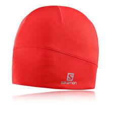 Berretto rosso per palestra, fitness, corsa e yoga