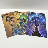 The Tales Of Darkness Issues 1 And 2, The Darkness Issue 11 Comic Lot Of 3
