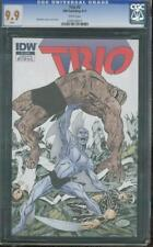Trio 2 CGC 9.9 Classic X Men artist John Byrne Top 1 Cover up 9.8
