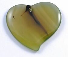 Jewellery Making Heart Agate Craft Beads