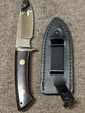 Vintage kabar fixed blade knife