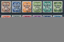 Echte gestempelte ungeprüfte Briefmarken aus dem deutschen Reich (1933-1945)