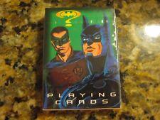1994 Batman Forever Playing Cards Batman and Robin NIP