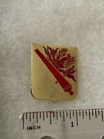 Authentic US Army UNKNOWN Unit DUI DI Crest Insignia NH