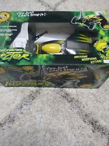 Organic Mechanix Gear Head Vintage RC Insector New In Open Box 2000