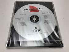 ICP System CD for Installation of ICP Vortex Controllers NEW SEALED Drivers