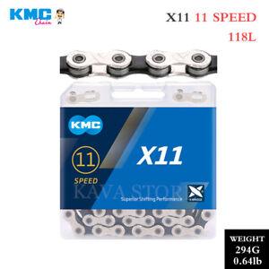 KMC X11 Chain 118L Mountain Bicycle Chains MTB Road Bike Chian for Shimano