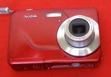 Kodak EASYSHARE C180 10.2MP,PictBridge Support,Direct Print Digital Camera - Red