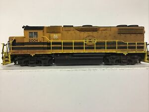 Atlas Gold Buffalo & Pittsburg GP38-2  #2004 With LokSound DCC Item # 10 002 487
