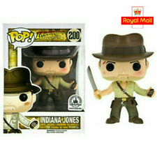 Funko Pop Indiana Jones #200 Action Figures Collection Toys Local Delivery