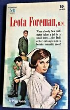 Peggy Gaddis / LEOTA FOREMAN R.N