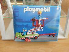 Playmobil Airport Service Car in Box (Playmobil nr: 3197)