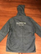 a2c7a2814caa1 Supreme Men s Denim Outer Shell for sale
