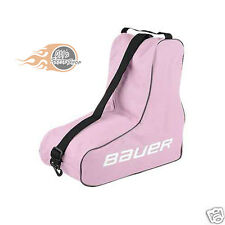 Bauer Small Ice Skate Bag Pink