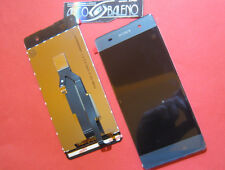 DISPLAY LCD+ TOUCH SCREEN PER SONY XPERIA XA F3111 F3115 GRIGIO NERO VETRO GREY