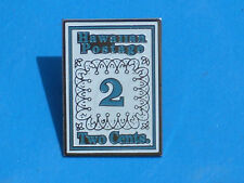Hawaiian Postage 2 Two Cents Pinback