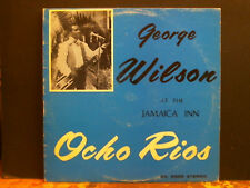 George Wilson at the JAMAICA INN-Ocho Rios LP signé! Calypso RARE!!!
