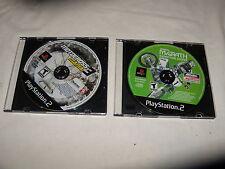 Jeremy McGrath Supercross World & Motocross Mania 3 (Playstation 2, PS2) Games